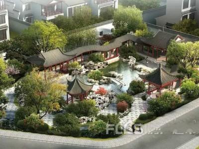 九里兰亭联排别墅、独栋别墅在售,均价约12000元/㎡!