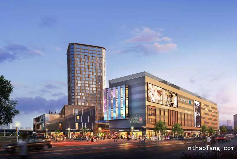 北翼玖玖广场商铺