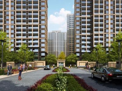 启运上城建面约107-149㎡在售,预计2021年10月份交房